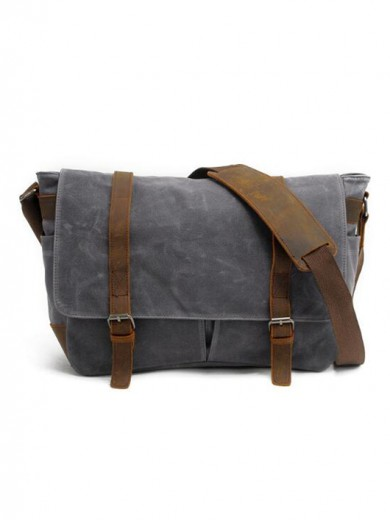 Geanta de umar URBAN BAG Photograph - Gri
