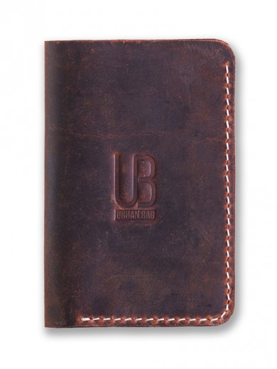 URBAN BAG Hand Made Leather Wallet - Concept 1