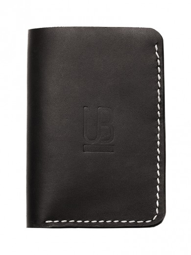 URBAN BAG Hand Made Wallet - Concept 1 Black
