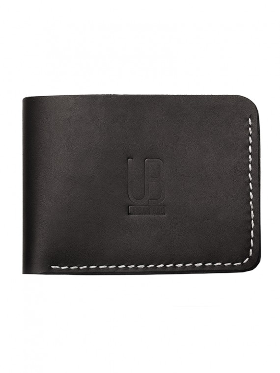 URBAN BAG Hand Made Wallet – Concept 2 Black