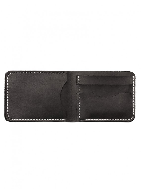 URBAN BAG Hand Made Wallet - Concept 2 Black