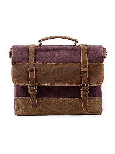 URBAN BAG Stockholm – Purple (waterproof)